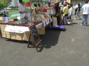 青垣の夢農ファームさんの新鮮野菜