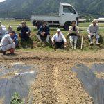 村の農業を守る。古河有志の勇者たち