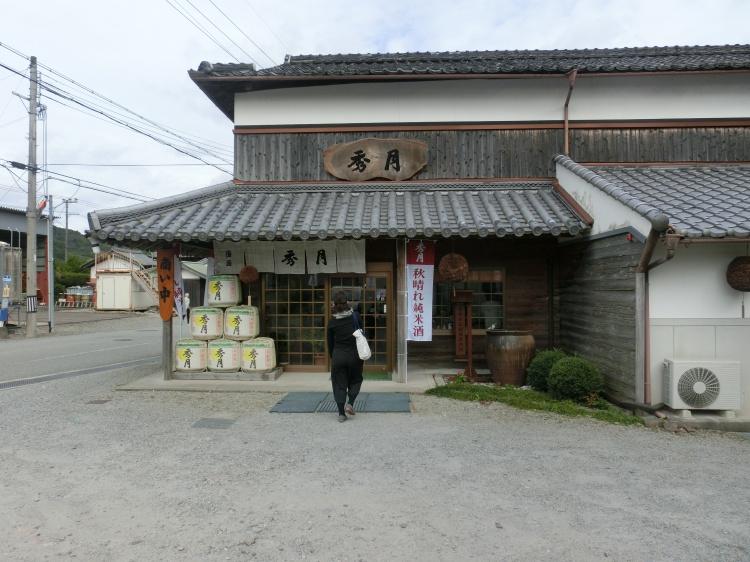 お次は同じく篠山の狩場酒造場さんへ。