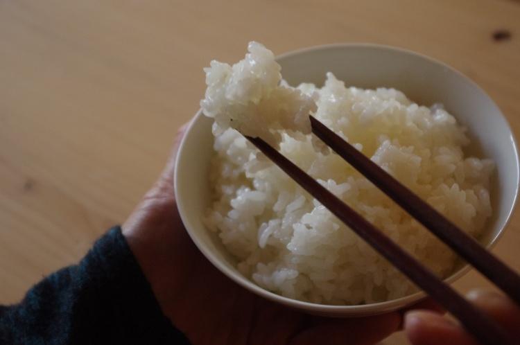 季敏さんのお米、ご近所スタッフもいつも食べてます!
