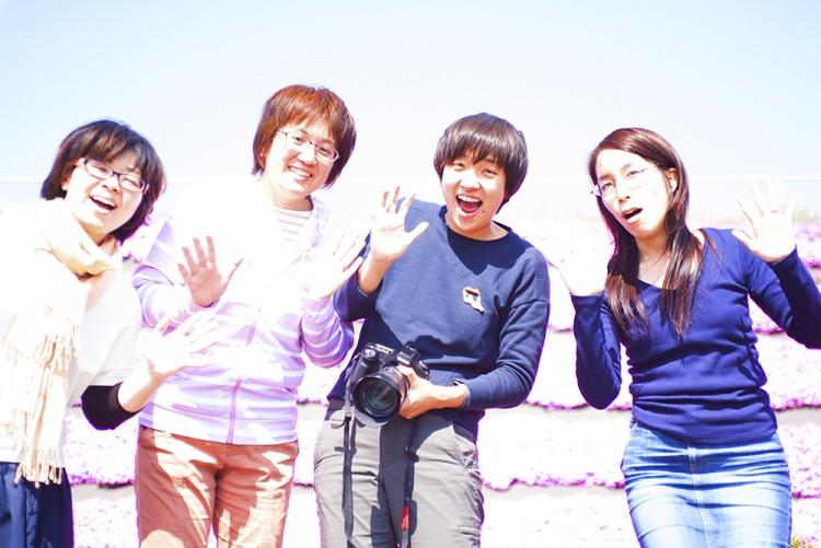 関西ウォーカー風に写真撮ってみたよっ!