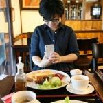 【丹波モーニングMAP】無量寺近くの「カフェ フェミニテ」でムーディーな朝の始まりを